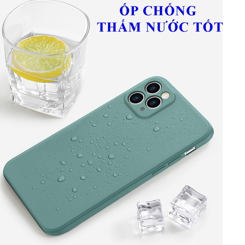 Ốp iphone - ốp lưng chống bẩn kiểu dáng iphone 12 dành cho 6plus/6splus/7plus/8plus/x/xs/xsmax/11/11promax - Aha Case