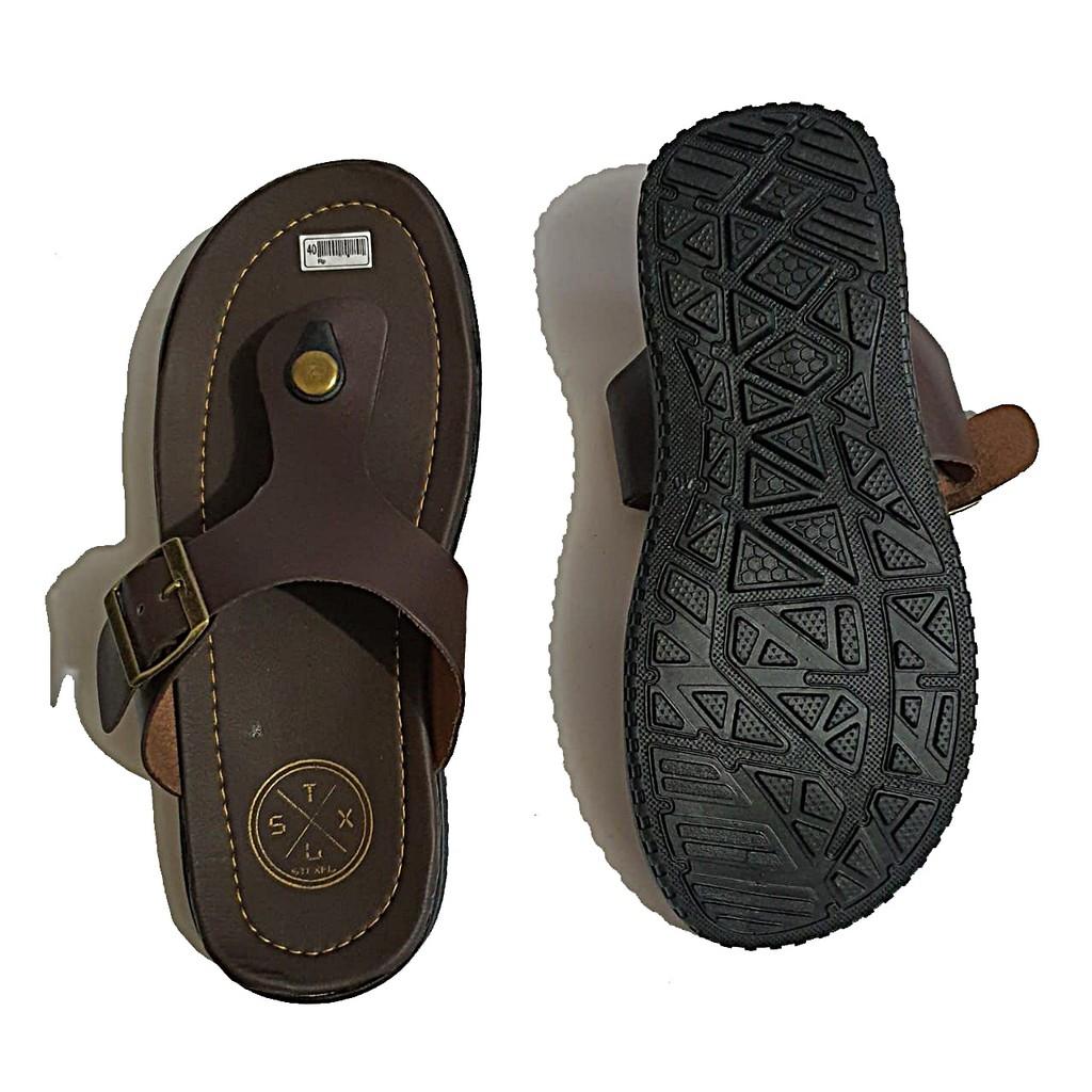 Giày Sandal Handmade Thời Trang Dành Cho Nam