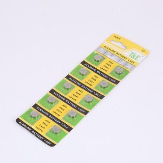 Pin cúc áo 10 viên LR44 AG13 LR41 AG3 CR2032 hàng chuẩn pin tốt bền loại 1 giá rẻ