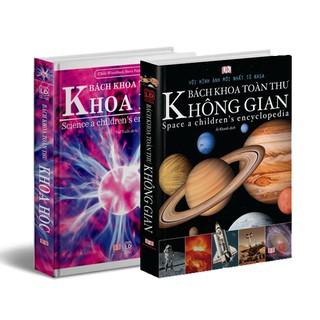 Sách - Bách khoa toàn thư không gian và khoa học - Á Châu Books