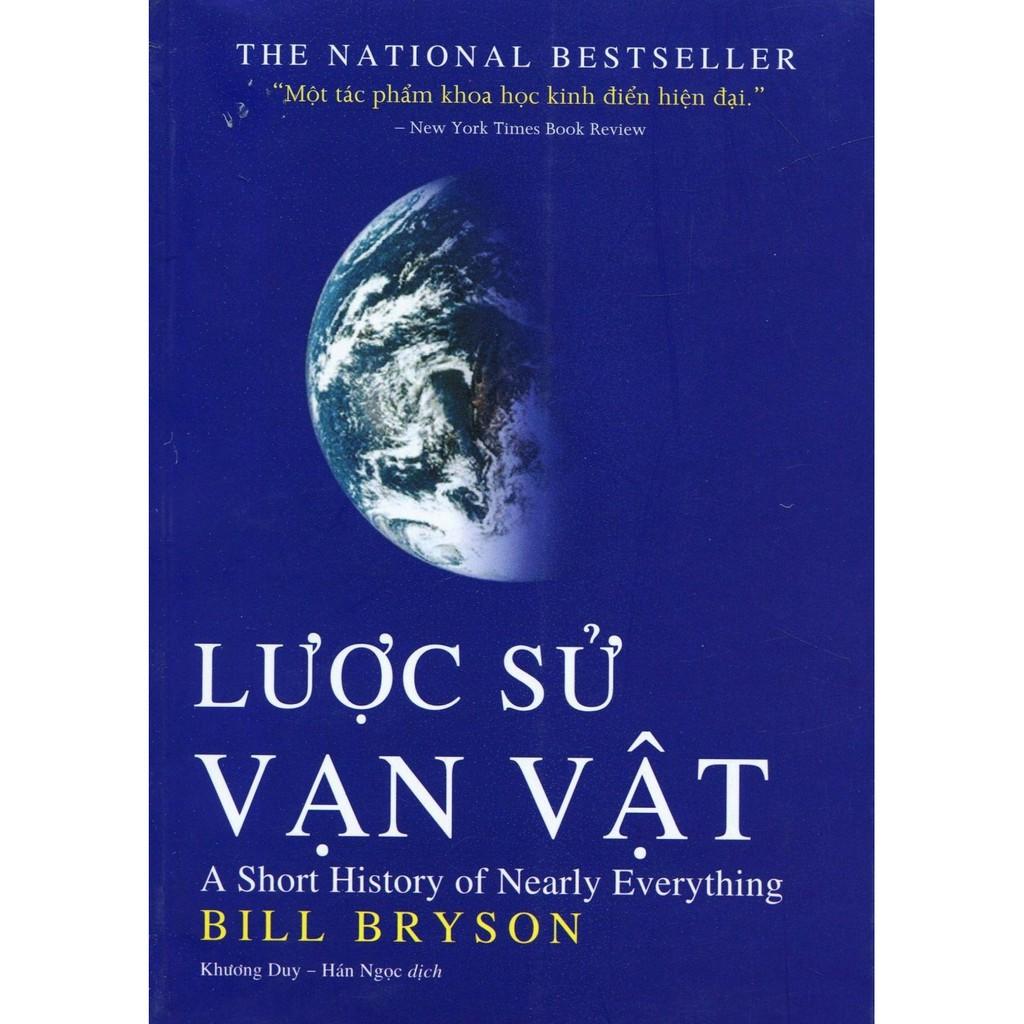 (Sách Thật) Lược Sử Vạn Vật - Bill Bryson