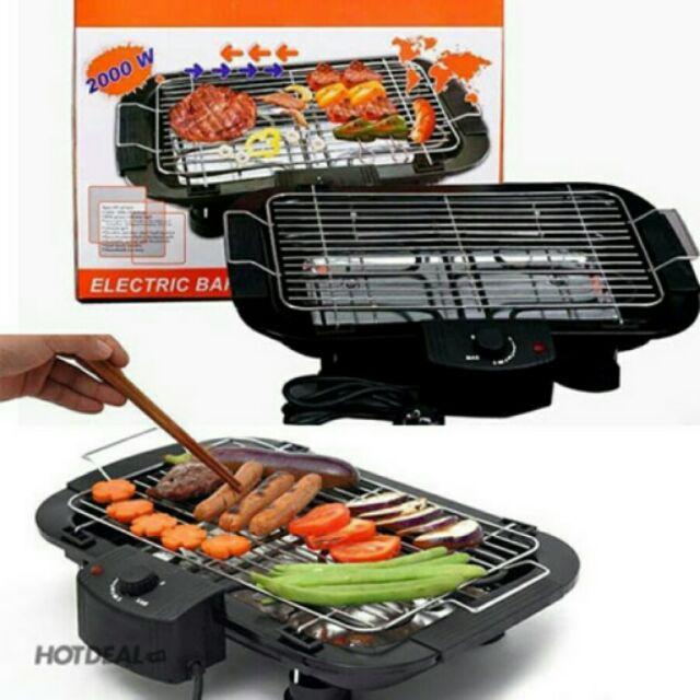 Bếp nướng điện không khói - 2643657 , 51607424 , 322_51607424 , 170000 , Bep-nuong-dien-khong-khoi-322_51607424 , shopee.vn , Bếp nướng điện không khói