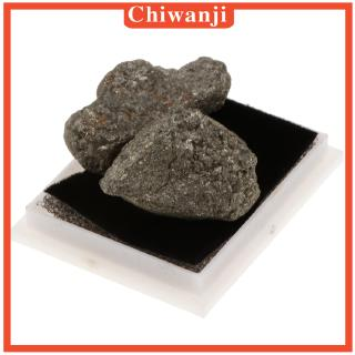[CHIWANJI] Rocks and Minerals Collection Earth Science Teaching Tool – Pyrite