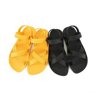 Sandal nhựa quai chéo đi mưa thoải mái-DG17 TT&GĐ