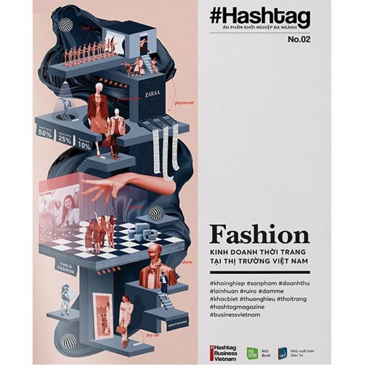 Sách - Fashion - Kinh doanh thời trang tại thị trường Việt Nam