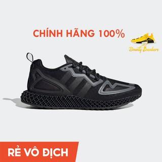 Giày Thể Thao Adidas ZX 2K 4D Nam Đen Bạc FZ3561 – Hàng Chính Hãng – Bounty Sneakers