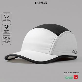 Mũ lưỡi trai CAPMAN chính hãng full box, nón kết nam thể thao kaki CM83-CM85 thumbnail