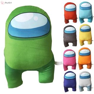 Among Us Plush Crewmate Plushie Kawaii Stuffed Soft Game Plush Toy Lovely Stuffed Doll Cute