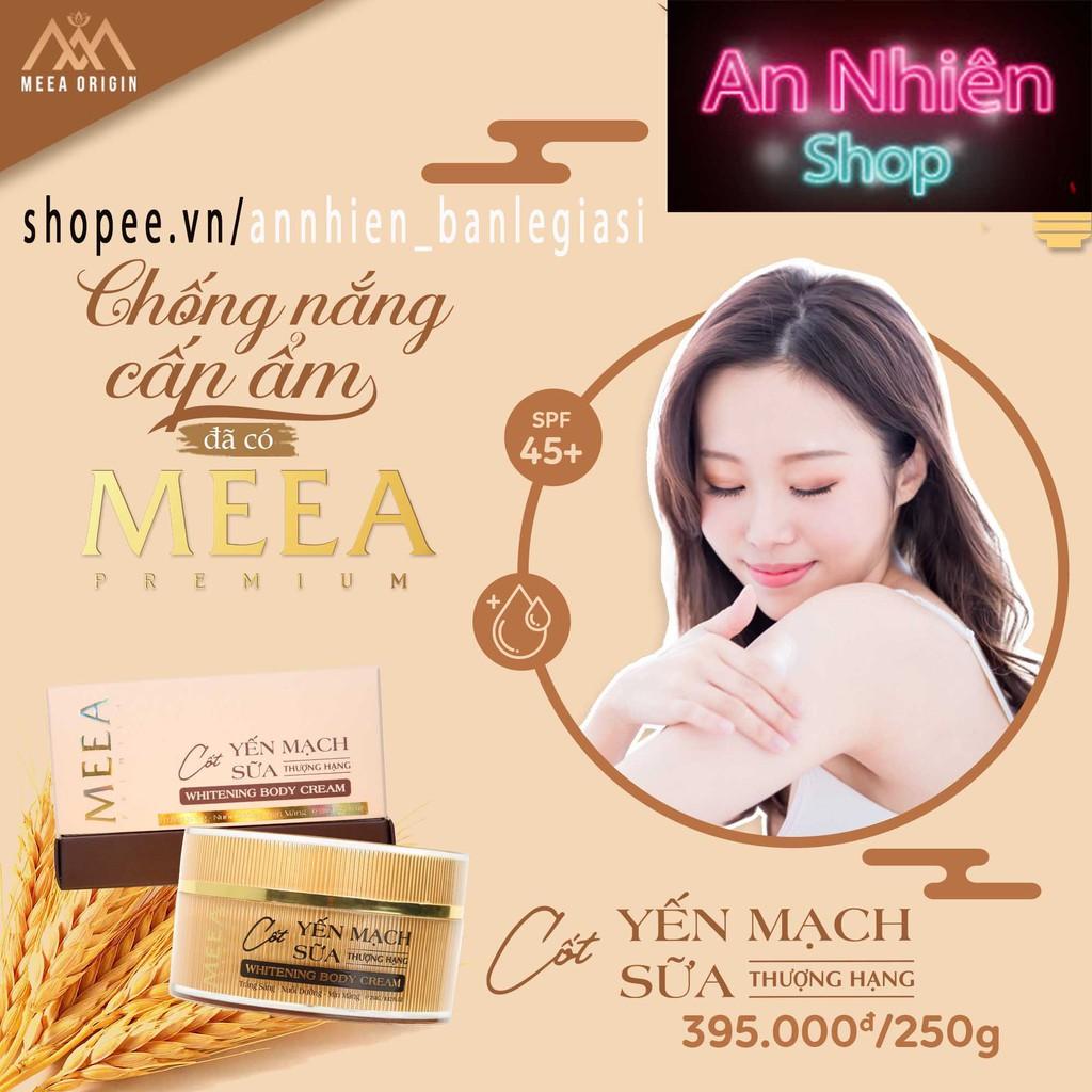 [ Hũ Full ] Body Cốt Yến Mạch Sữa Thượng Hạng MEEA Premium