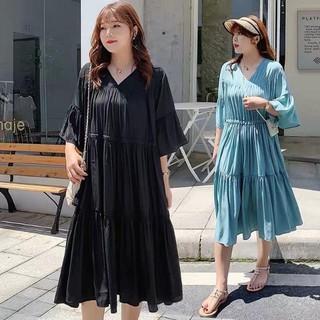 Đầm Mỏng Thiết Kế Cỡ Lớn 230 Thời Trang Cao Cấp Cho Nữ