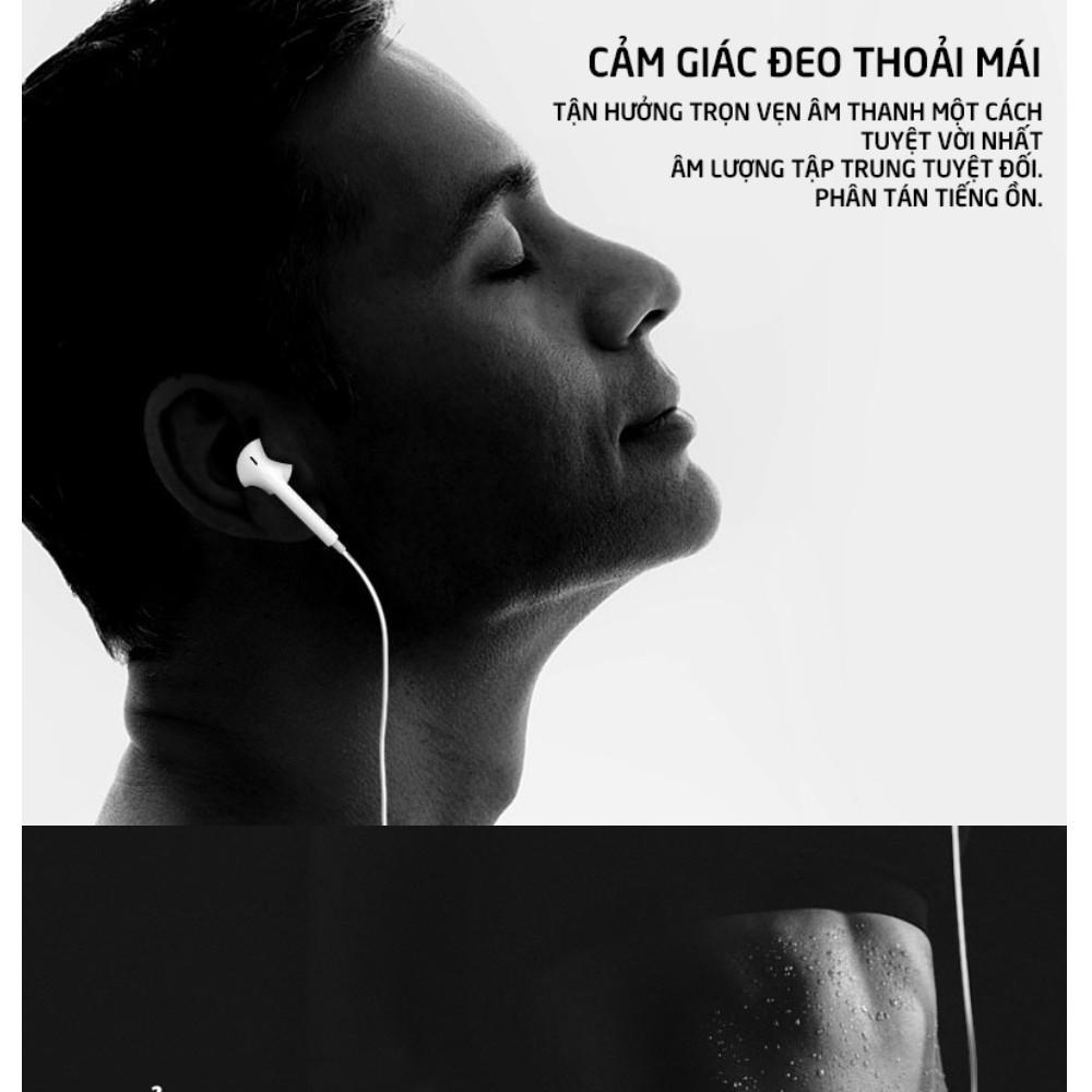 [Freeship-50]Tai Nghe Nhét Tai Jack 3.5mm LANEX Chính Hãng - Tăng Giảm Âm Lượng - Có thể sử dụng được rất nhiều dòng