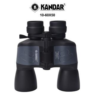 Ống nhòm cao cấp KANDAR 10x60x50 zoom gần xa thumbnail