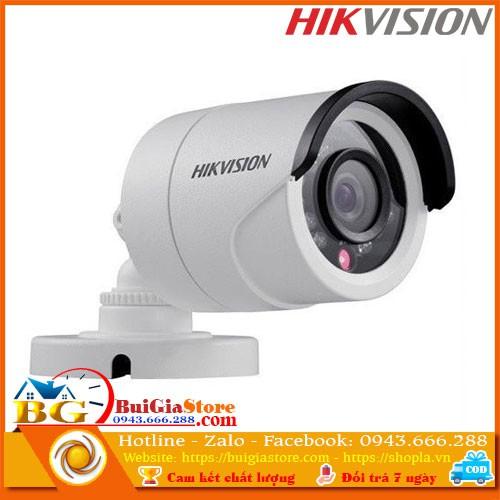 CameraTVI thân trụ Hikvision 1MP DS-2CE16C0