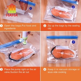 30 Reusable Vacuum Seal Bags for Anova and Joule,Instant Cookers