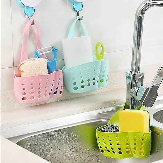 Giỏ đựng đồ ở bồn rửa bát tiện lợi