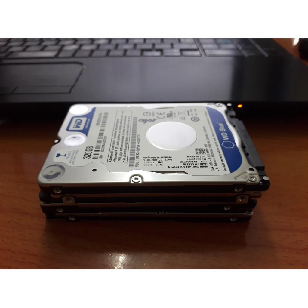 Ổ cứng HDD 160/250/320 Giá chỉ 180.000₫