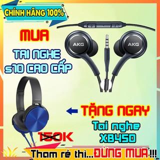 [Top tìm kiếm ] COMBO TAI NGHE SAMSUNG S10 + TAI NGHE XB450 thumbnail