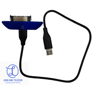 "Cáp chuyển đổi Sata 2.5 inch sang USB 3.0 (Dock hdd 2.5"" usb 3.0)"