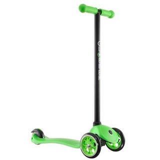 Xe trượt Sscooter GLOBBER MY FREE FIXED – Xanh lá cây/ Đen