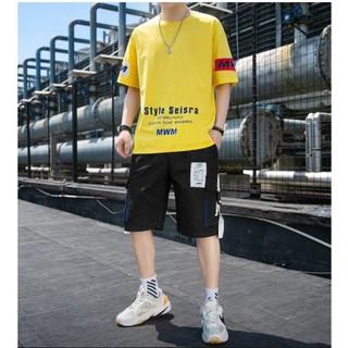 Set quần áo thể thao nam mùa hè MH020