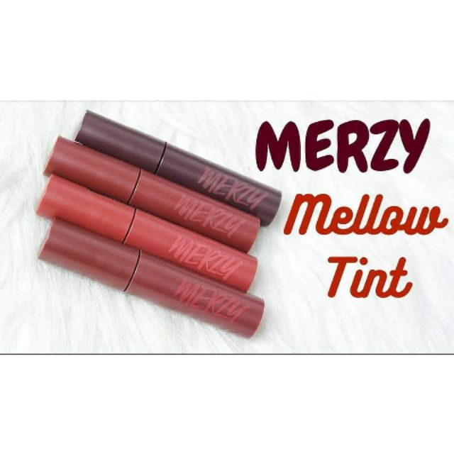 Son kem Merzy Bite The Beat Mellow Tint