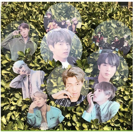 Quạt trong BTS Face Yourself