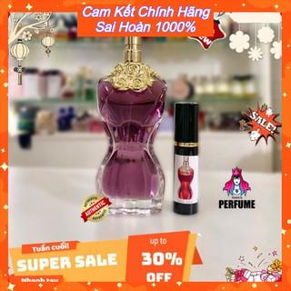 Nước Hoa Chính Hãng Nước Hoa Nữ Mini JPG La Belle EDP_Cô Nàng Hảo Ngọt Nh thumbnail