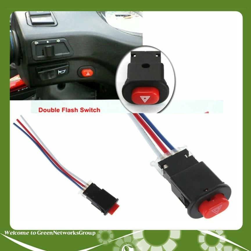 Công tắt Hazard 3 dây (dùng khẩn cấp xin đường, nhấp nháy 4 bóng xi nhan, kiểu xe hơi) - 2646419 , 889083640 , 322_889083640 , 129000 , Cong-tat-Hazard-3-day-dung-khan-cap-xin-duong-nhap-nhay-4-bong-xi-nhan-kieu-xe-hoi-322_889083640 , shopee.vn , Công tắt Hazard 3 dây (dùng khẩn cấp xin đường, nhấp nháy 4 bóng xi nhan, kiểu xe hơi)