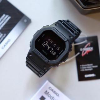 [HOT 2021] Đồng Hồ Nam Casio G-shock Vuông-DW-5600BB-1CR Chống Nước-FULL BOX THIẾC