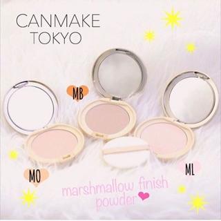 Phấn phủ CANMAKE Marshmallow Finish Powder thumbnail