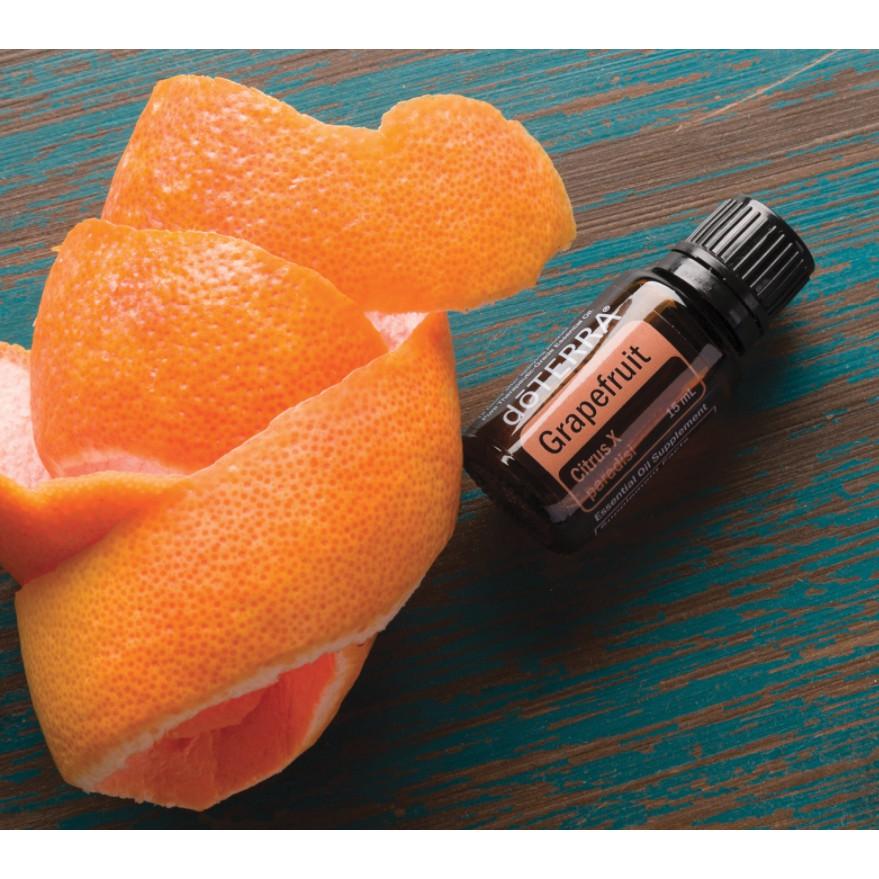 Tinh dầu Bưởi hồng doterra Grapefruit