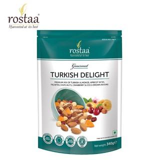 [ Sản Phẩm Mỹ] Turkish Delight 340G – Tổng hợp hạt dinh dưỡng cho bà bầu – mixed nuts