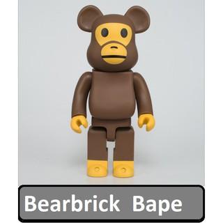 [Freeship TPHCM] BearBrick A Bathing Ape ( Bape ) – Baby Milo kích cỡ