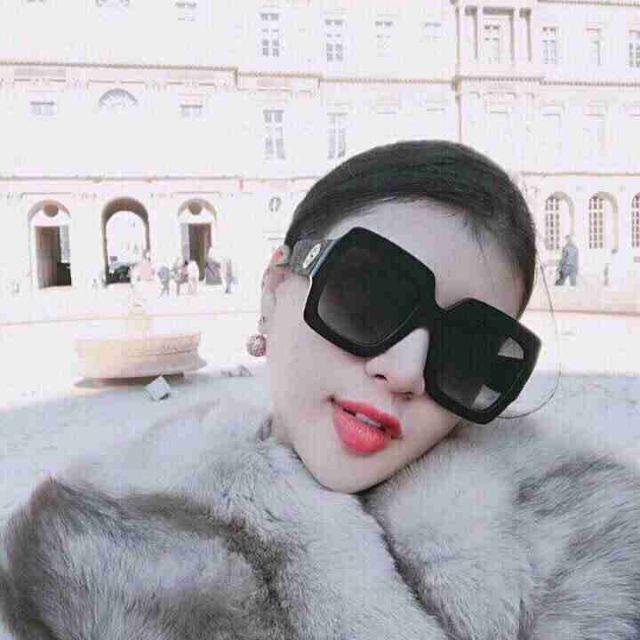 Giá bán Gucci Thời Trang Hàn Quốc Đã Cập Bến Tại Việt Nam Với Thiết Kế Nhẹ Nhàng! Các Bạn Nữ Yêu Thích Kính  Hãy Rước Em Ý Về