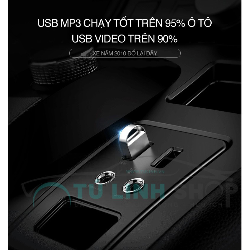 USB nhạc chuẩn giao tiếp cho ô tô - Sẵn nhạc chất lượng cao