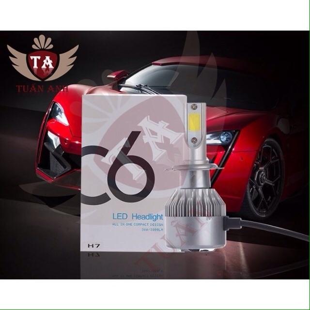 Đèn LED C6 H4 siêu sáng cho xe máy và ô tô - 3237381 , 988548113 , 322_988548113 , 249000 , Den-LED-C6-H4-sieu-sang-cho-xe-may-va-o-to-322_988548113 , shopee.vn , Đèn LED C6 H4 siêu sáng cho xe máy và ô tô