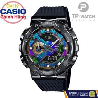 Đồng hồ nam Casio G-Shock GM-110B-1ADR chính hãng G-Shock GM-110B-1A Metallic Bezel thumbnail