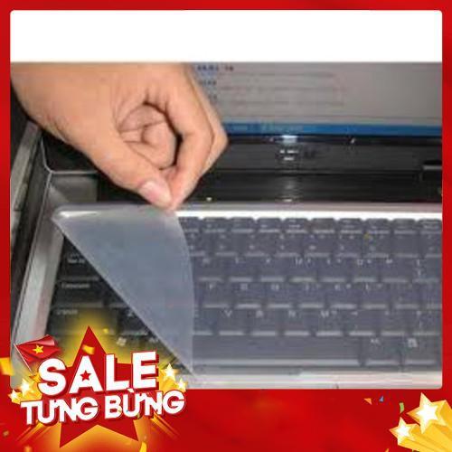 Miếng dán bảo vệ bàn phím Silicon cho Laptop 14inch Giá chỉ 33.000₫