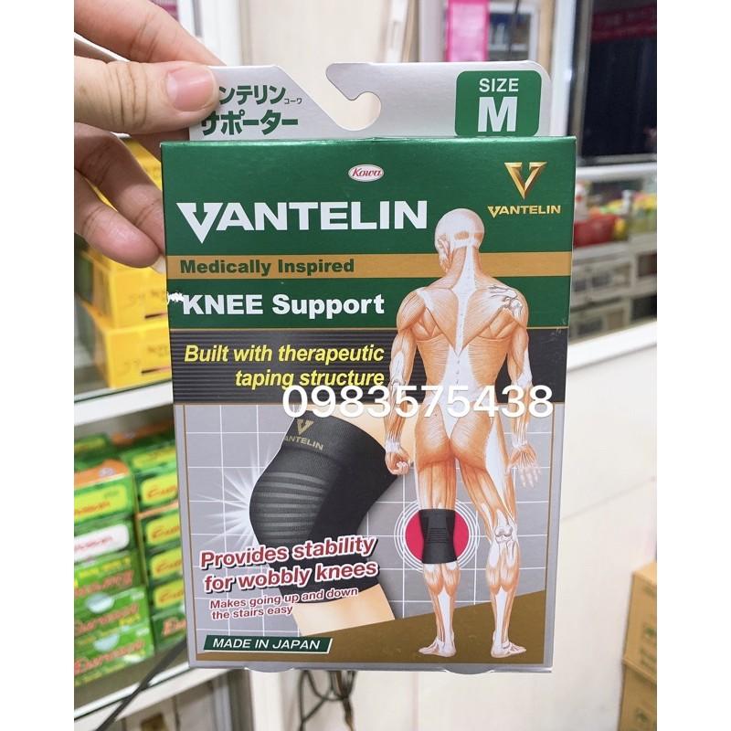 Đai bảo vệ đầu gối Vantelin( CAM KẾT HÀNG CHÍNH HÃNG)