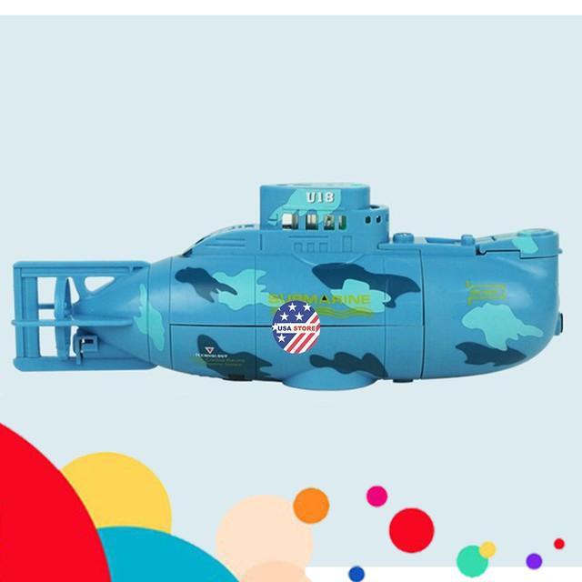 {Cầu Diễn} Tàu Ngầm Cho Bé Pigboat (Giao Màu Ngẫu Nhiên)