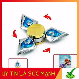 [SALE HOT] Con quay FIDGET SPINNER mắt ngọc cao cấp