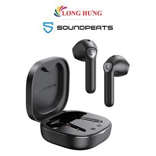 Tai nghe Bluetooth True Wireless Soundpeats TrueAir2 - Hàng chính hãng