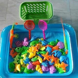 Đồ chơi câu cá dành cho trẻ em