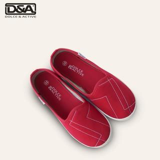 Giày slipon bé gái D&A EPG1922 thumbnail