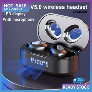 Tai Nghe Bluetooth V5.0 Không Dây 3d Âm Thanh Hifi C Skinfood-S Tw16