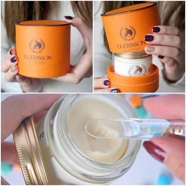 Kem dưỡng dầu ngựa Guerisson 9 Complex Cream 70g [Mẫu 2019] - Cao Cấp