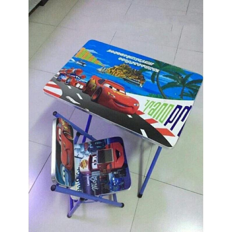 Bộ bàn ghế học tập gấp gọn cho bé - Kmart - 3447536 , 1316307913 , 322_1316307913 , 505000 , Bo-ban-ghe-hoc-tap-gap-gon-cho-be-Kmart-322_1316307913 , shopee.vn , Bộ bàn ghế học tập gấp gọn cho bé - Kmart