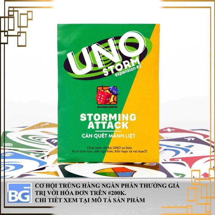 Uno Mở Rộng #2 - Storming Siêu Hủy Diệt