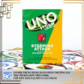 Uno Mở Rộng #2 – Storming Siêu Hủy Diệt