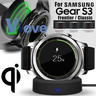 Dock sạc không dây cho đồng hồ thông minh Samsung Gear S3